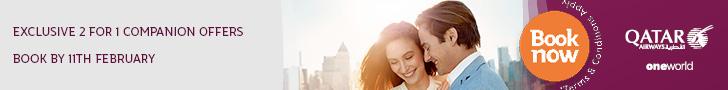 Qatar Airways: акция к Дню Валентина на много направлений! Австралия от 557€ в две стороны! - Авиабилеты