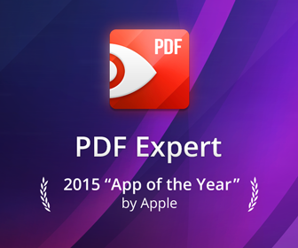 PDF Expert - Edit PDFs. Now it's possible!